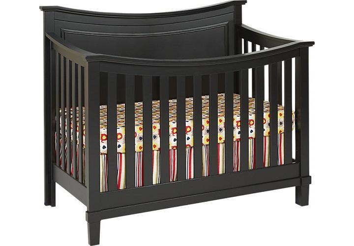 locate a Black Crib