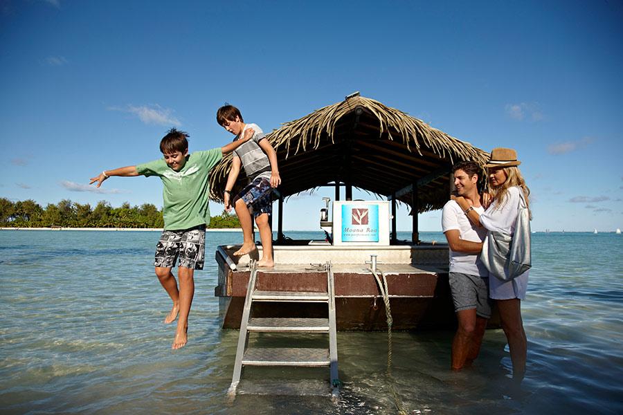 Luxury Travel Like a Family