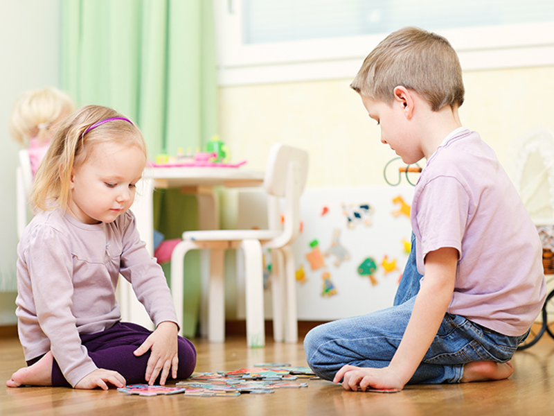 Educational Toys Help Kids Develop