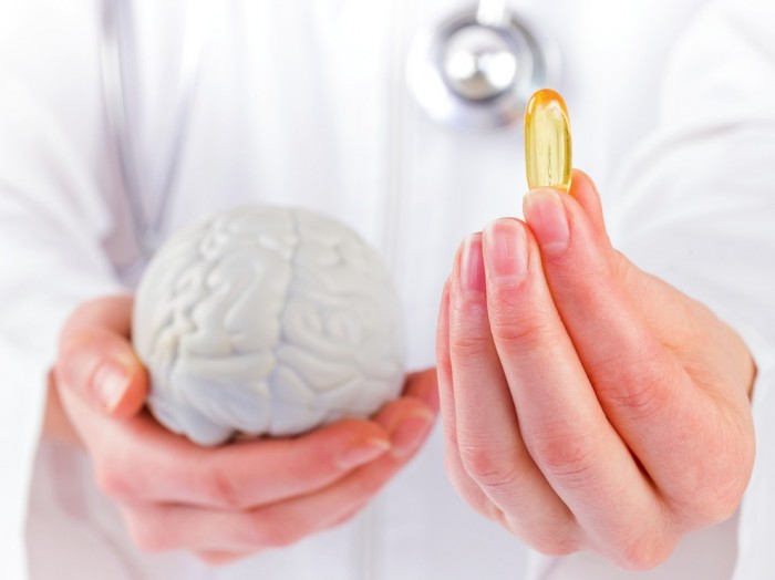 supplement for a healthy brain