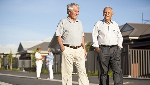 Senior Loved Ones Adjust to Senior Living1