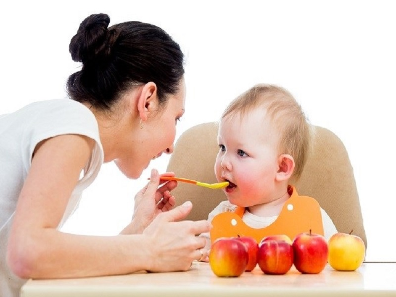 Toddler Nutrition And Feeding
