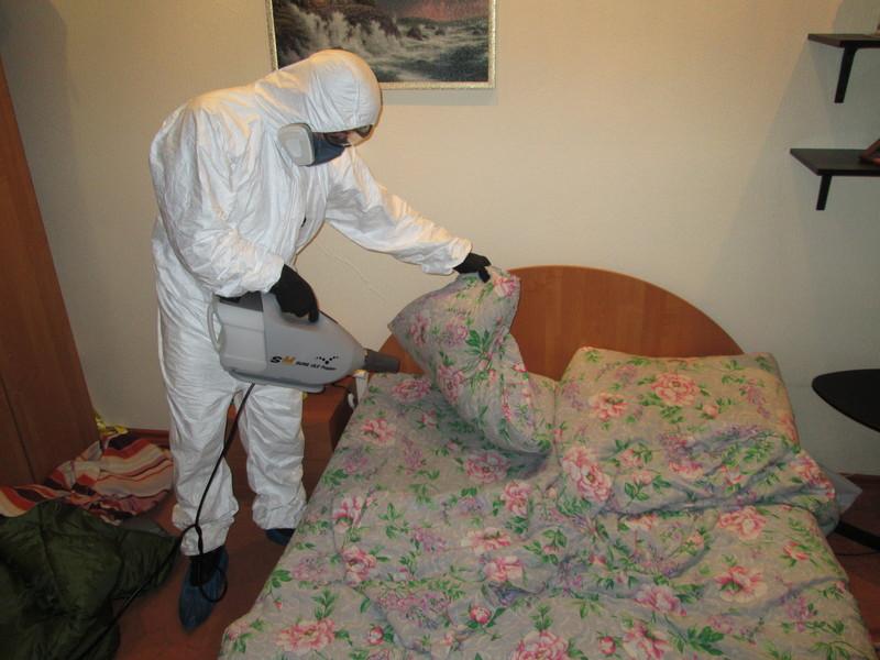Whole room heated treatment